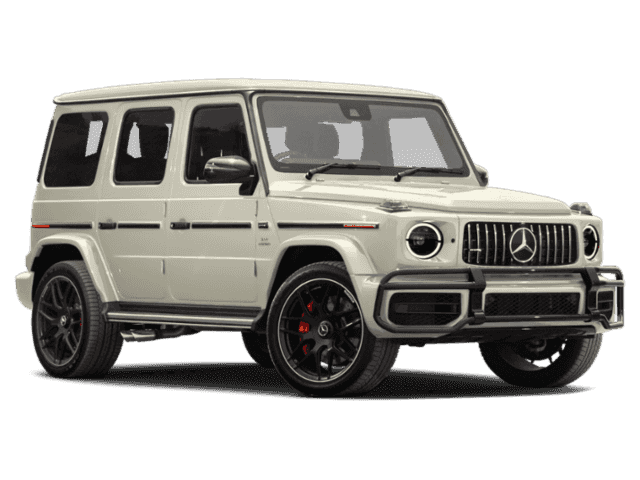 New 2019 Mercedes Benz G Cl Amg 63 Suv