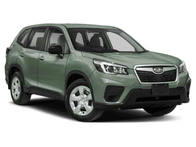 New 2019 Subaru Forester Premium AWD