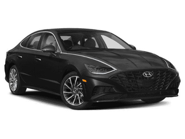 New 2020 Hyundai Sonata Limited With Navigation