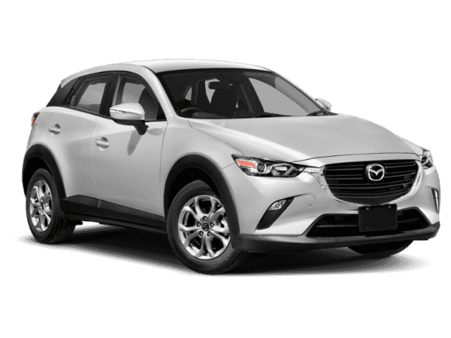 New 2020 Mazda CX-3 GS FWD at