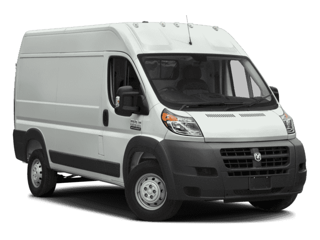NEW 2018 RAM PROMASTER 1500 CARGO VAN HIGH ROOF 136 WB