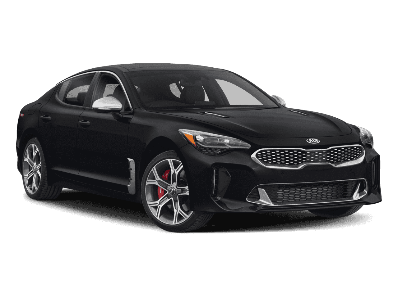 New Kia Stinger GT2