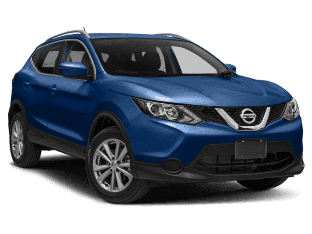 New 2019 Nissan Rogue Sport AWD S