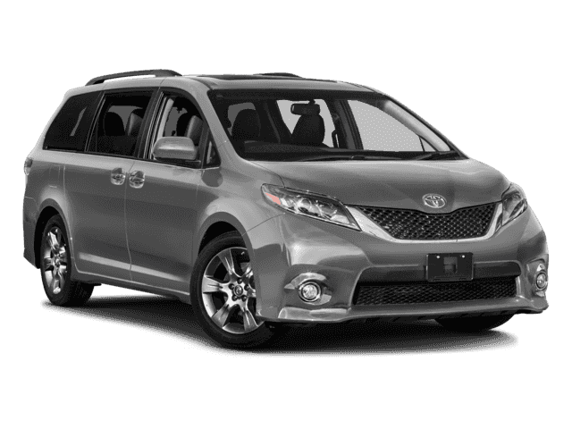 new 2017 toyota sienna xle mini van passenger in. Black Bedroom Furniture Sets. Home Design Ideas