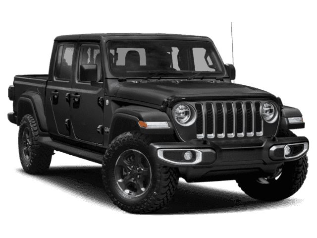 NEW 2020 JEEP GLADIATOR SPORT 4X4, TRAILER TOW, HARD TOP 4WD