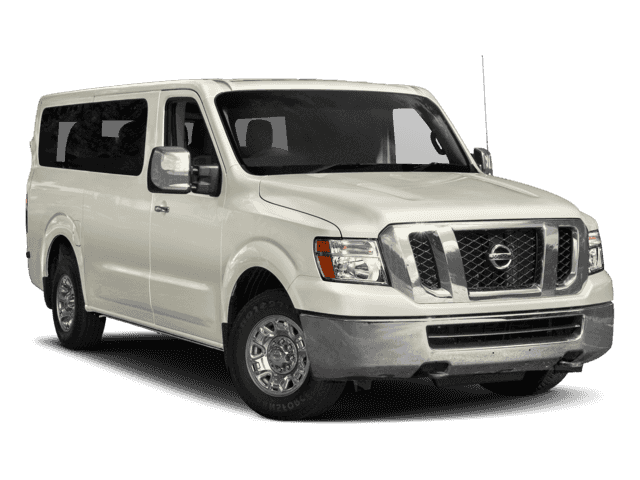New 2018 Nissan NV Passenger S