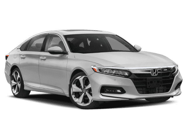 Demo 2019 Honda Accord Sedan Touring CVT