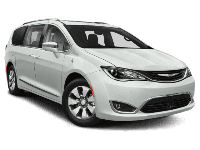Chrysler Pacifica Van >> New 2018 Chrysler Pacifica Hybrid Touring L Fwd 4d Passenger Van