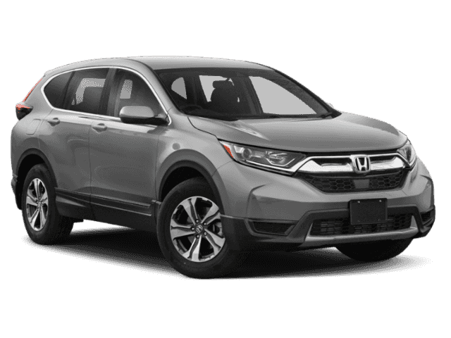 New 2019 Honda CR-V LX 2.4