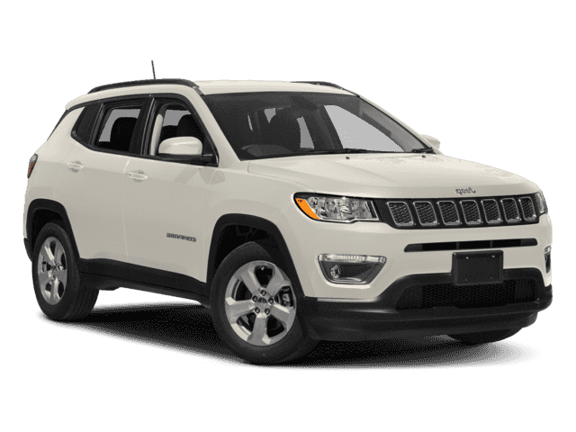 New 2018 JEEP Compass 4d SUV 4WD Sport