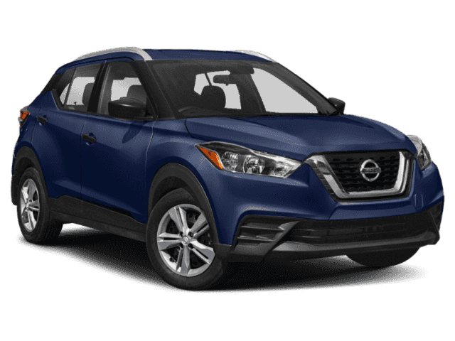 New 2020 Nissan Kicks SV