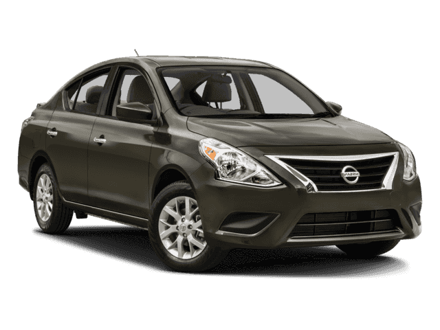New Nissan Versa S PLUS CVT