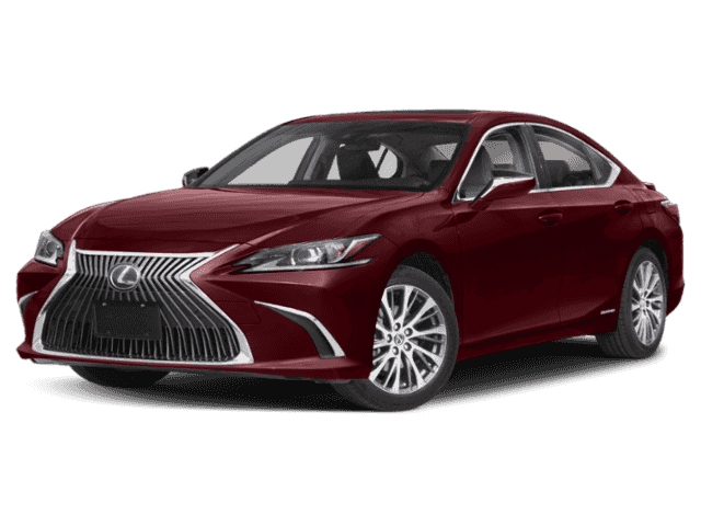 New 2019 Lexus ES 300h LUXURY 300h