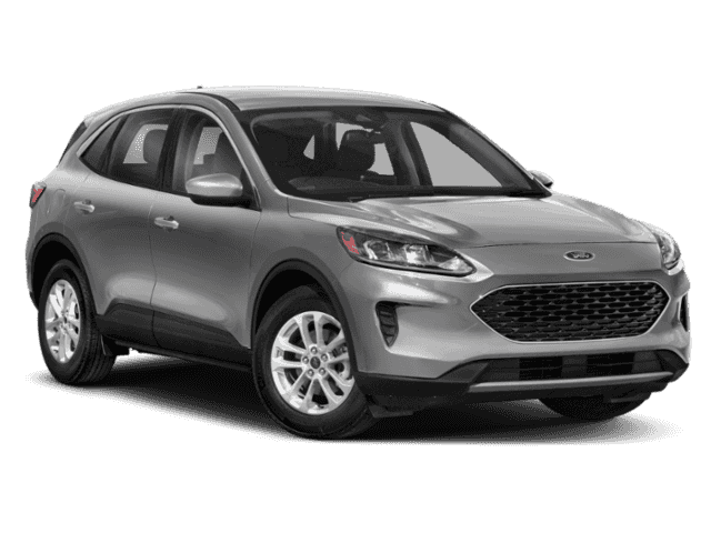 New 2020 Ford Escape S FWD