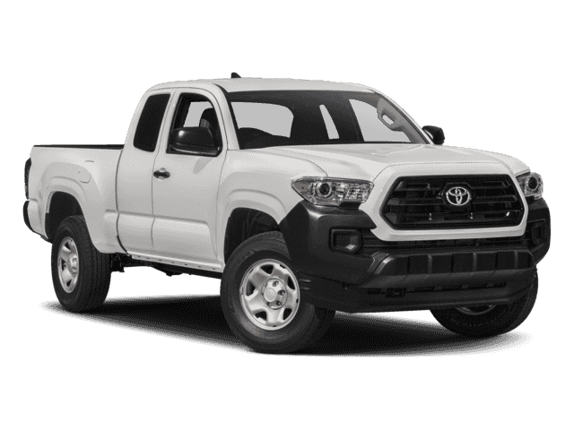 new 2017 toyota tacoma sr double cab pickup in escondido. Black Bedroom Furniture Sets. Home Design Ideas