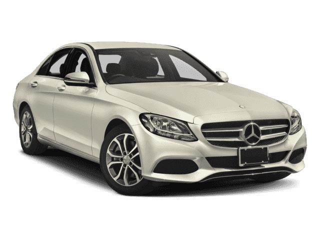 New 2018 mercedes benz c 300 sedan in chicopee u251276n for Mercedes benz c class service b