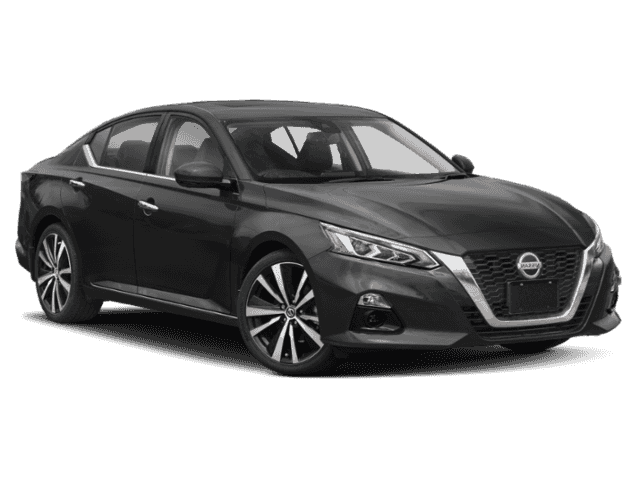 New 2020 Nissan Altima 2.5 SV AWD Sedan