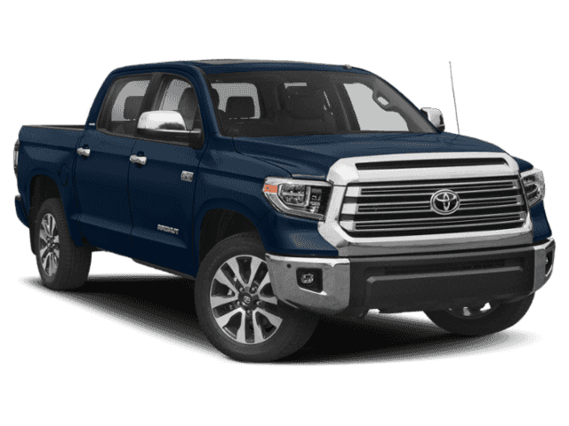 New 2019 Toyota Tundra SR5 CrewMax 5.5' Bed 4.6L