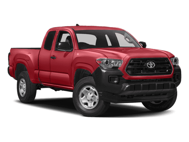 Pre-Owned 2017 Toyota Tacoma SR Access Cab 6' Bed I4 4x4 AT