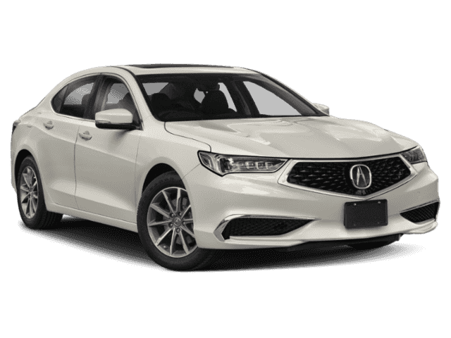 New 2019 Acura TLX w/Tech