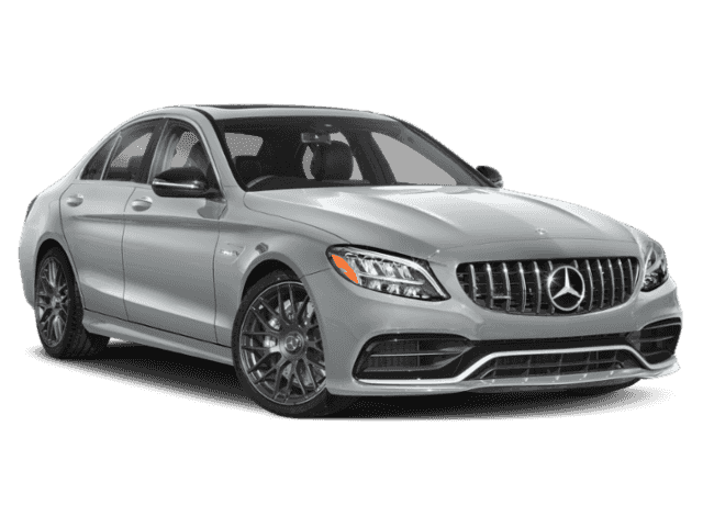 New 2019 Mercedes-Benz C-Class AMG® C 63 S Sedan