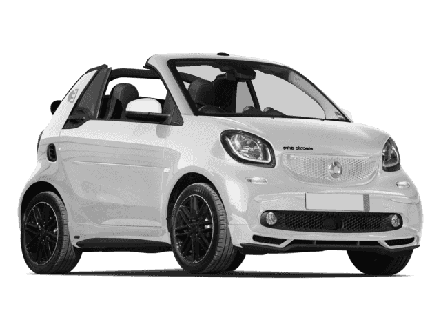 New 2018 smart fortwo cab fortwo