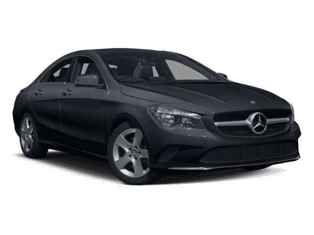 New 2017 Mercedes-Benz CLA 250 4MATIC Coupe