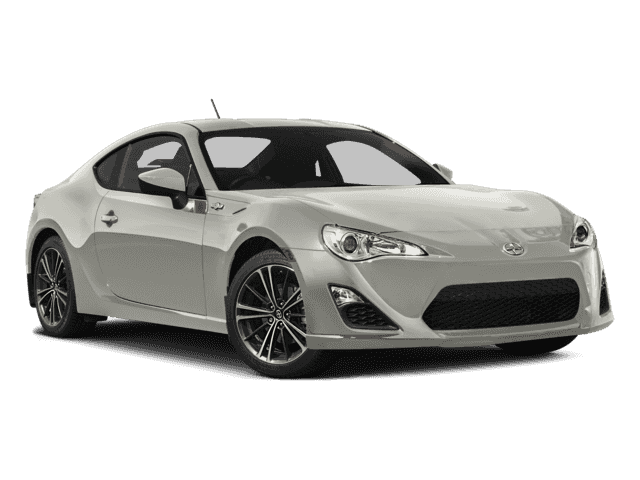New 2016 Scion FR-S Base Rear Wheel Drive Coupe