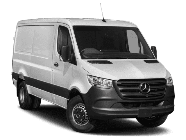 New 2020 Mercedes-Benz Sprinter 3500 Cargo 144 WB