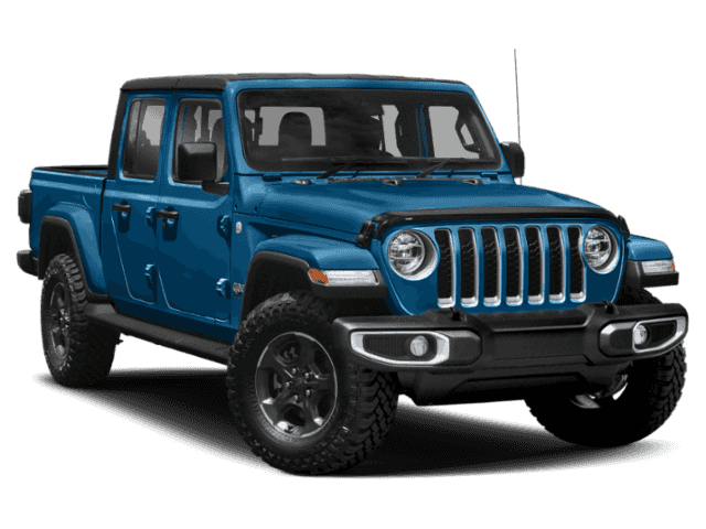 New 2020 Jeep Gladiator Rubicon | Navigation | Remote Start