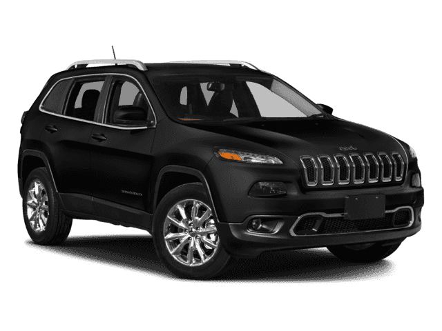 New 2017 Jeep Cherokee Trailhawk 4WD