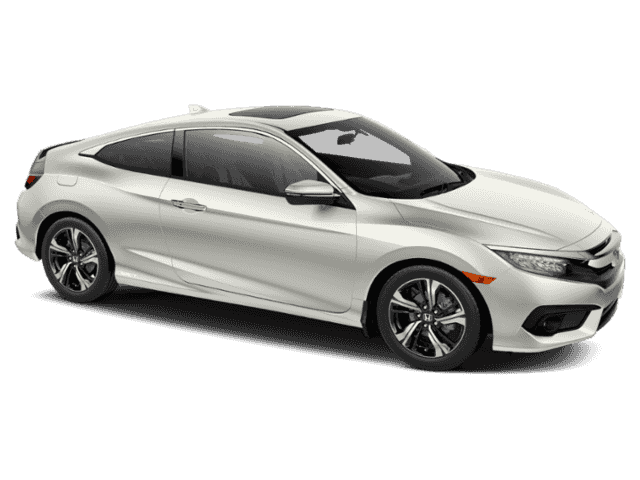 Demo 2018 Honda Civic Coupe Touring CVT