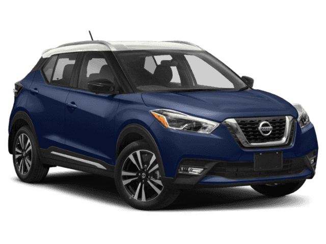 New 2020 Nissan Kicks SR FWD