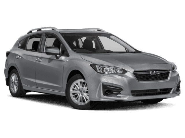 New 2019 Subaru Impreza 2.0i Premium All-wheel Drive 5-door