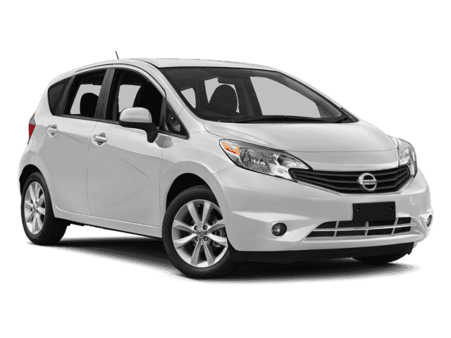New 2015 Nissan Versa Note SV