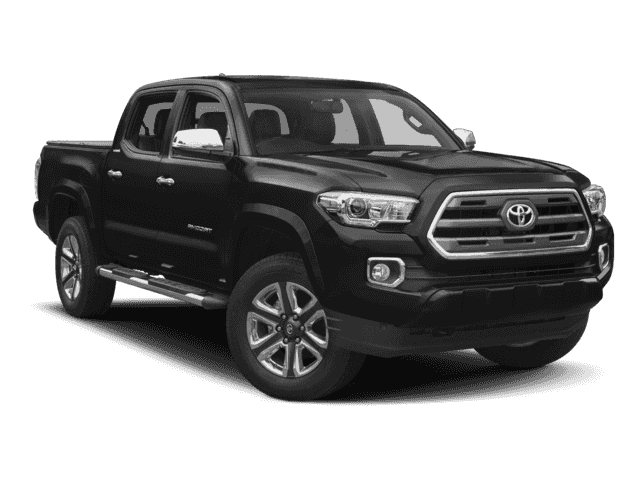 new 2017 toyota tacoma limited double cab pickup in boston 18584 expressway toyota. Black Bedroom Furniture Sets. Home Design Ideas