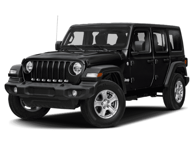 New 2020 JEEP Wrangler North Edition
