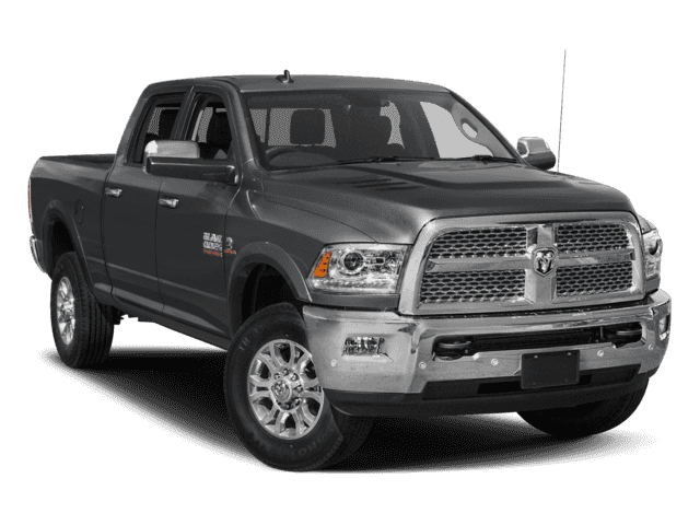 New 2018 Ram 2500 Laramie Crew Cab | Sunroof