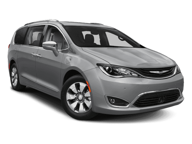 New 2018 CHRYSLER Pacifica Hybrid 4d Wagon Touring L