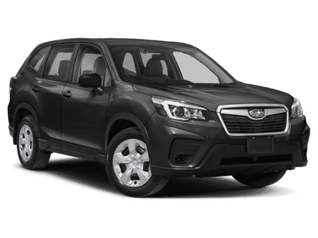New 2020 Subaru Forester Convenience