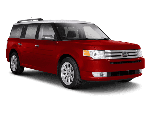 Pre-Owned 2010 Ford Flex SE