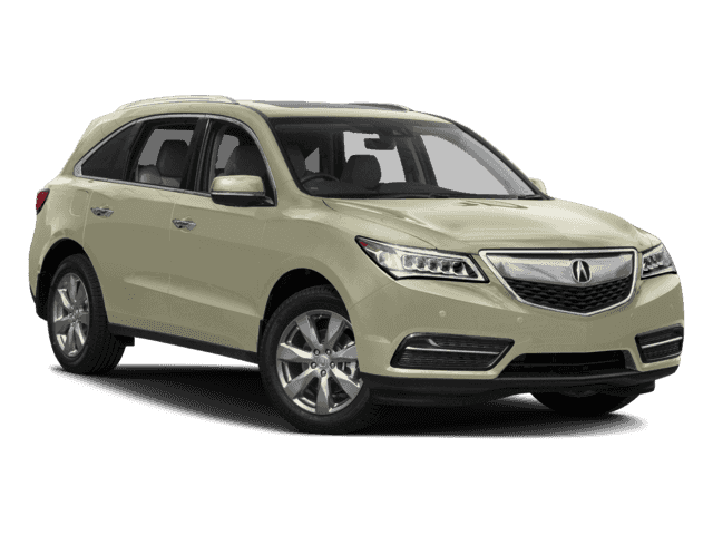 New 2016 Acura MDX w/Advance/Entertainment