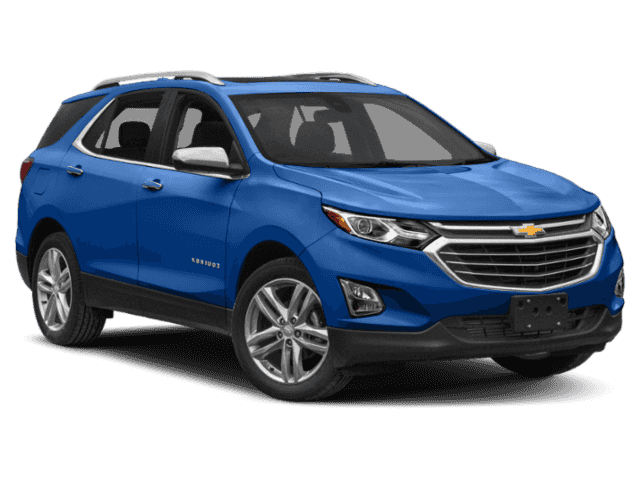 Pre-Owned 2020 Chevrolet Equinox Premier w/1LZ AWD