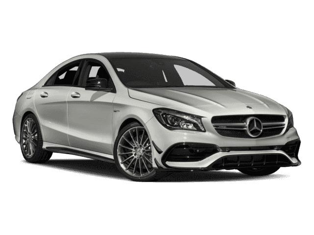 New 2018 Mercedes Benz CLA AMG® CLA 45 Coupe