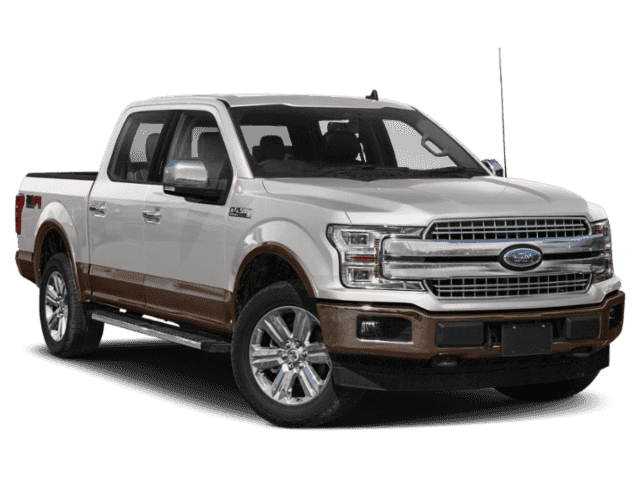 New 2019 Ford F-150 LARIAT 4WD CREW157'