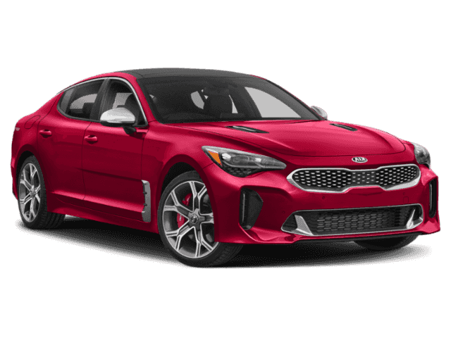 New 2019 Kia Stinger GT1 With Navigation near Tulsa, OK