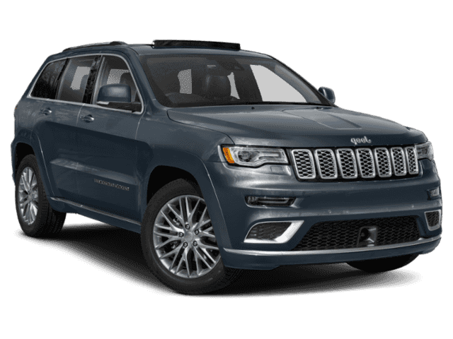 New 2019 Jeep Grand Cherokee Summit V6 | Sunroof | Navigation