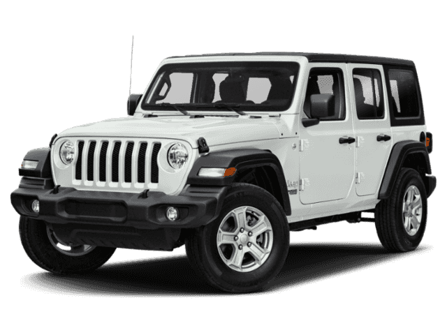 New 2021 JEEP Wrangler 80th Anniversary