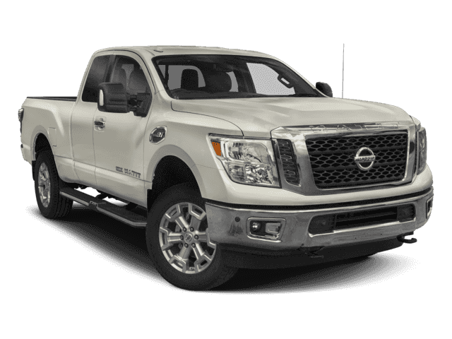 New 2017 Nissan Titan XD S Gas