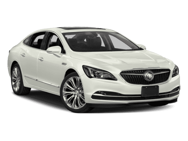 New 2018 Buick LaCrosse Preferred